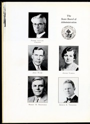 Page 12, 1934 Edition, North Dakota State College of Science - Agawasie Yearbook (Wahpeton, ND) online yearbook collection