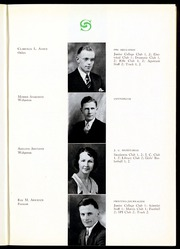 Page 15, 1934 Edition, North Dakota State College of Science - Agawasie Yearbook (Wahpeton, ND) online yearbook collection