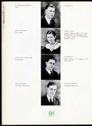 Page 16, 1934 Edition, North Dakota State College of Science - Agawasie Yearbook (Wahpeton, ND) online yearbook collection
