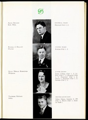 Page 17, 1934 Edition, North Dakota State College of Science - Agawasie Yearbook (Wahpeton, ND) online yearbook collection