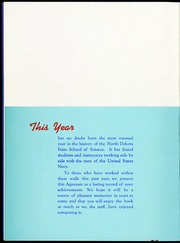 Page 8, 1943 Edition, North Dakota State College of Science - Agawasie Yearbook (Wahpeton, ND) online yearbook collection