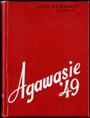 North Dakota State College of Science - Agawasie Yearbook (Wahpeton, ND) online yearbook collection, 1949 Edition, Page 1