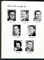 Page 22, 1951 Edition, North Dakota State College of Science - Agawasie Yearbook (Wahpeton, ND) online yearbook collection
