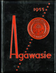 North Dakota State College of Science - Agawasie Yearbook (Wahpeton, ND) online yearbook collection, 1955 Edition, Page 1