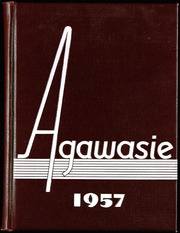 North Dakota State College of Science - Agawasie Yearbook (Wahpeton, ND) online yearbook collection, 1957 Edition, Page 1