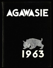 North Dakota State College of Science - Agawasie Yearbook (Wahpeton, ND) online yearbook collection, 1963 Edition, Page 1