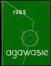 North Dakota State College of Science - Agawasie Yearbook (Wahpeton, ND) online yearbook collection, 1965 Edition, Page 1