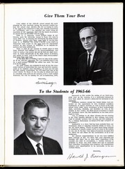 Page 17, 1966 Edition, North Dakota State College of Science - Agawasie Yearbook (Wahpeton, ND) online yearbook collection