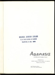 Page 5, 1966 Edition, North Dakota State College of Science - Agawasie Yearbook (Wahpeton, ND) online yearbook collection