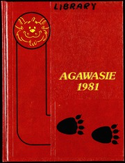 1981 Edition, North Dakota State College of Science - Agawasie Yearbook (Wahpeton, ND)