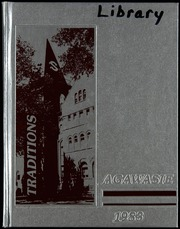 1983 Edition, North Dakota State College of Science - Agawasie Yearbook (Wahpeton, ND)