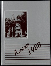 1988 Edition, North Dakota State College of Science - Agawasie Yearbook (Wahpeton, ND)