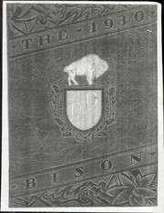 Page 1, 1930 Edition, North Dakota State University - Bison Yearbook (Fargo, ND) online yearbook collection