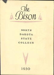 Page 10, 1930 Edition, North Dakota State University - Bison Yearbook (Fargo, ND) online yearbook collection