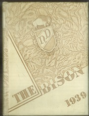 1939 Edition, North Dakota State University - Bison Yearbook (Fargo, ND)
