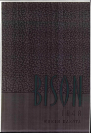 1948 Edition, North Dakota State University - Bison Yearbook (Fargo, ND)