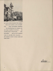 Page 12, 1951 Edition, North Dakota State University - Bison Yearbook (Fargo, ND) online yearbook collection