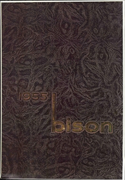 1955 Edition, North Dakota State University - Bison Yearbook (Fargo, ND)