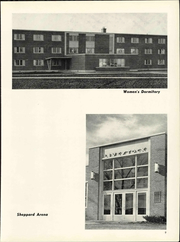 Page 15, 1955 Edition, North Dakota State University - Bison Yearbook (Fargo, ND) online yearbook collection