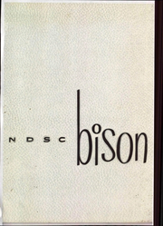 1957 Edition, North Dakota State University - Bison Yearbook (Fargo, ND)