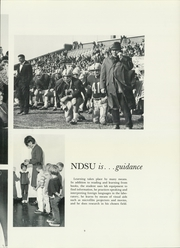 Page 13, 1965 Edition, North Dakota State University - Bison Yearbook (Fargo, ND) online yearbook collection