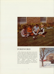 Page 6, 1965 Edition, North Dakota State University - Bison Yearbook (Fargo, ND) online yearbook collection