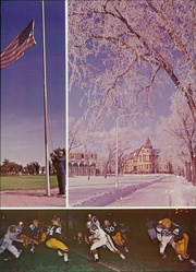 Page 9, 1966 Edition, North Dakota State University - Bison Yearbook (Fargo, ND) online yearbook collection
