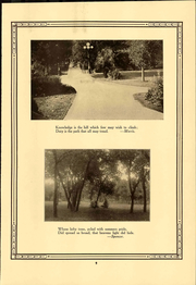 Page 15, 1925 Edition, Valley City State University - Viking Yearbook (Valley City, ND) online yearbook collection