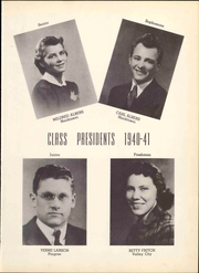 Page 17, 1941 Edition, Valley City State University - Viking Yearbook (Valley City, ND) online yearbook collection