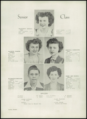 Page 10, 1946 Edition, St Francis Academy - Memories Yearbook (Hankinson, ND) online yearbook collection