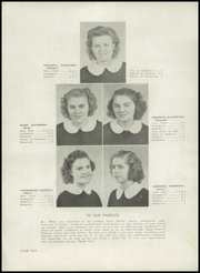 Page 12, 1946 Edition, St Francis Academy - Memories Yearbook (Hankinson, ND) online yearbook collection