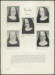Page 8, 1946 Edition, St Francis Academy - Memories Yearbook (Hankinson, ND) online yearbook collection