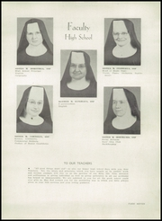 Page 9, 1946 Edition, St Francis Academy - Memories Yearbook (Hankinson, ND) online yearbook collection