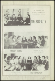 Page 13, 1949 Edition, St Francis Academy - Memories Yearbook (Hankinson, ND) online yearbook collection