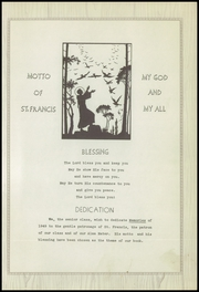 Page 5, 1949 Edition, St Francis Academy - Memories Yearbook (Hankinson, ND) online yearbook collection