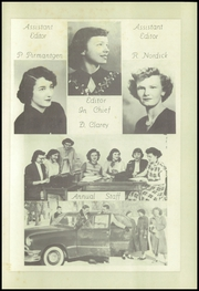 Page 3, 1951 Edition, St Francis Academy - Memories Yearbook (Hankinson, ND) online yearbook collection