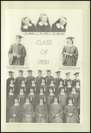 Page 9, 1951 Edition, St Francis Academy - Memories Yearbook (Hankinson, ND) online yearbook collection
