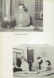 Page 16, 1955 Edition, Sheyenne River Academy - Northern Echoes Yearbook (Harvey, ND) online yearbook collection