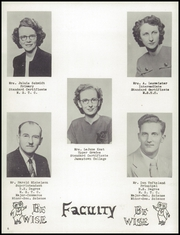 Page 10, 1951 Edition, Martin High School - Blue Jays Yearbook (Martin, ND) online yearbook collection