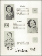 Page 12, 1951 Edition, Martin High School - Blue Jays Yearbook (Martin, ND) online yearbook collection