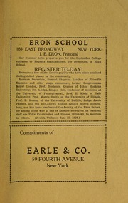 Page 2, 1926 Edition, Erna Michael College of Hebraic Studies - Nir Yearbook (New York, NY) online yearbook collection