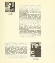 Page 11, 1961 Edition, Stern College for Women - Kochaviah Yearbook (New York, NY) online yearbook collection