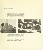 Page 7, 1961 Edition, Stern College for Women - Kochaviah Yearbook (New York, NY) online yearbook collection