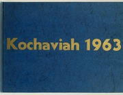 Stern College for Women - Kochaviah Yearbook (New York, NY) online yearbook collection, 1963 Edition, Page 1