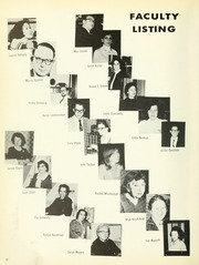 Page 12, 1966 Edition, Stern College for Women - Kochaviah Yearbook (New York, NY) online yearbook collection