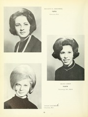 Page 16, 1966 Edition, Stern College for Women - Kochaviah Yearbook (New York, NY) online yearbook collection