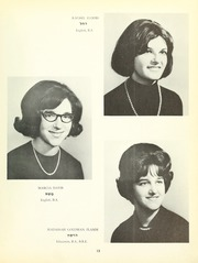 Page 17, 1966 Edition, Stern College for Women - Kochaviah Yearbook (New York, NY) online yearbook collection