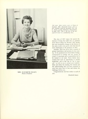 Page 11, 1967 Edition, Stern College for Women - Kochaviah Yearbook (New York, NY) online yearbook collection