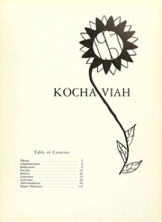 Page 5, 1967 Edition, Stern College for Women - Kochaviah Yearbook (New York, NY) online yearbook collection