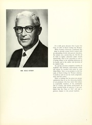 Page 9, 1967 Edition, Stern College for Women - Kochaviah Yearbook (New York, NY) online yearbook collection